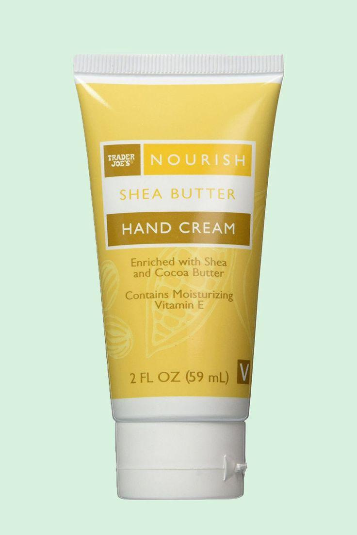 Trader Joe's Nourish Shea Butter Hand Cream