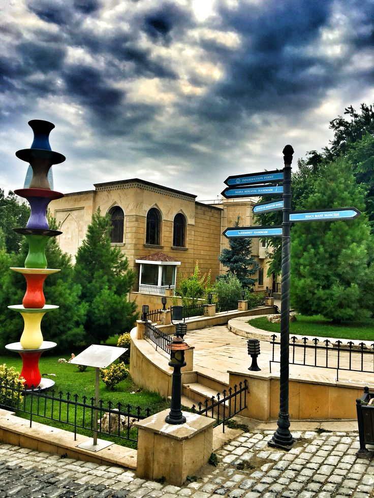 İçeriseher /Old City Baku Azerbaijan
