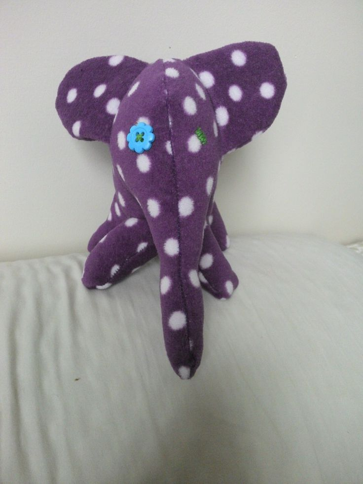 From onesie to stuffed toy elephant old baby clothes
