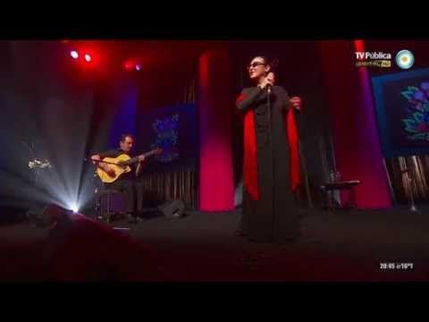 """Especial """"Martirio en concierto"""", homenaje a Chavela Vargas - 19-04-14 (3 de 4)"""