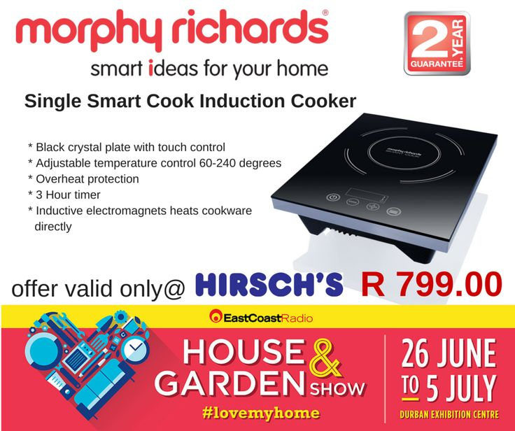 Single Smart Cook Induction Cooker