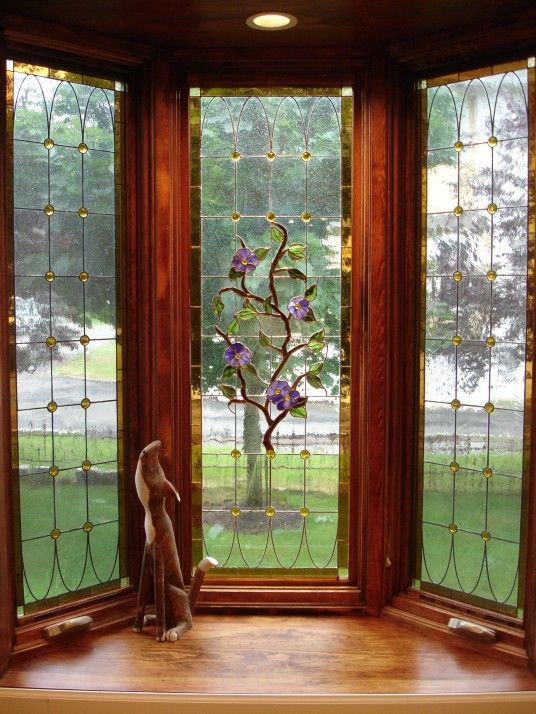 50 Best Images About Bay Window On Pinterest Curtain