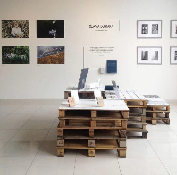 Paulsen Collection exhibition @ Unit24, London by Max Foytik, via Behance