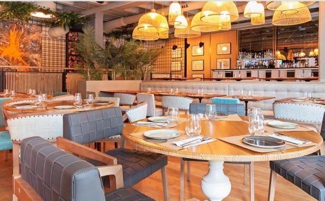 Restaurante marieta en madrid estudio proyecto singular - Marieta restaurante madrid ...