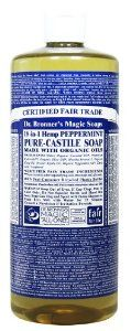 Dr. Bronner's Magic Soaps Pure-Castile Soap, 18-in-1 Hemp Peppermint, 32 - See more at: http://supremehealthydiets.com/category/beauty/bath-body/page/2/#sthash.rOO1xmZk.dpuf