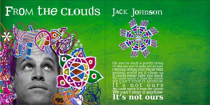 booklet experimental. doble pagina.   jack johnson