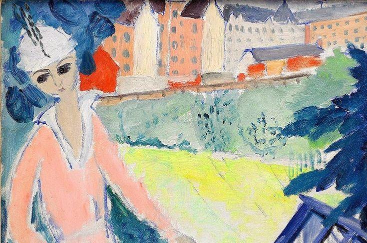Sigrid Hjertén ~ Modern Expressionist painter | Tutt'Art@ | Pittura * Scultura…
