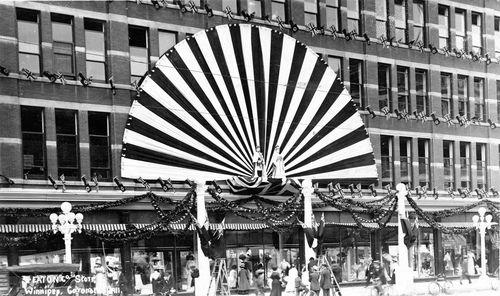 T. Eaton Co. Store, Winnipeg, Coronation 1911