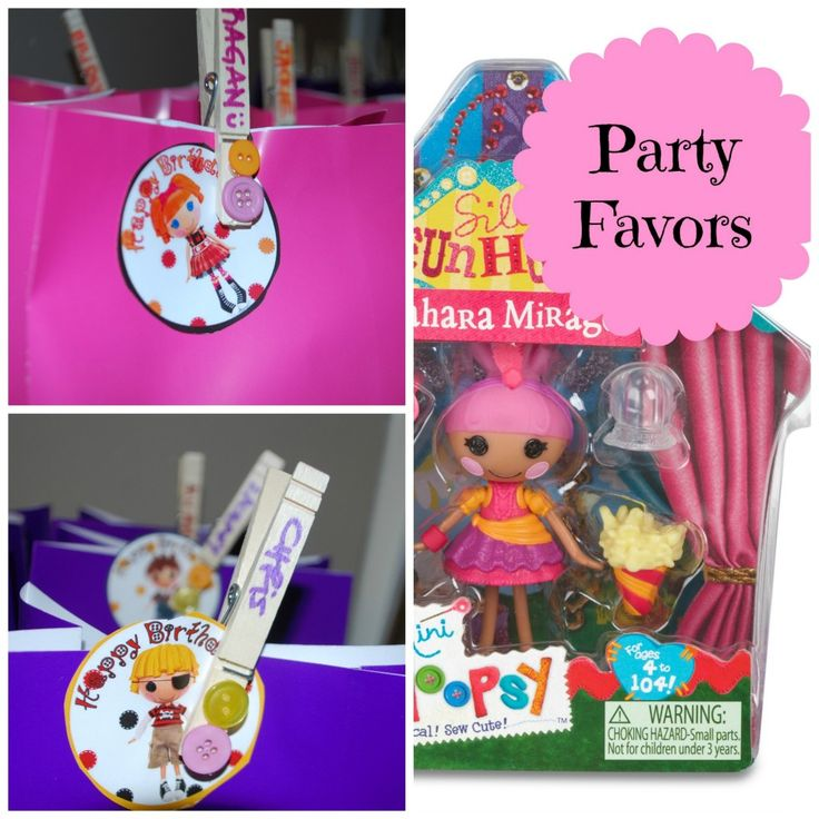 252 best LalaLoopsy images on Pinterest | Lalaloopsy party, Birthday ...