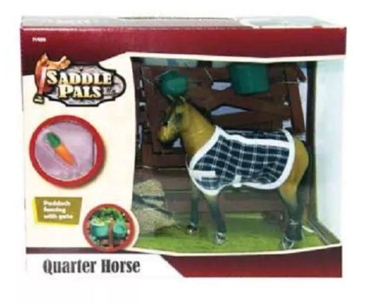 Wendy/Gee Gee Friends/Saddle Pals  - Quarter Horse Stallion