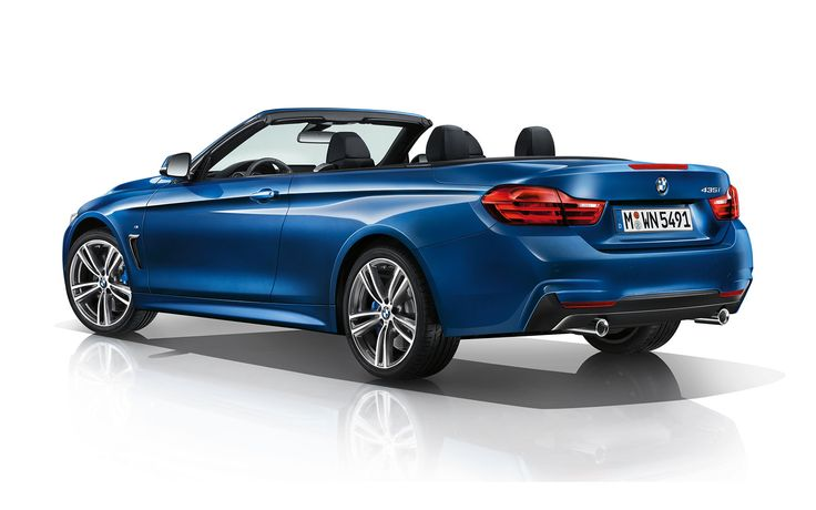BMW 4 Series Convertible - Car Body Design
