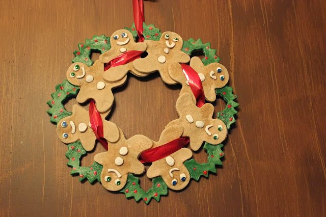 how to make dough ornaments at home