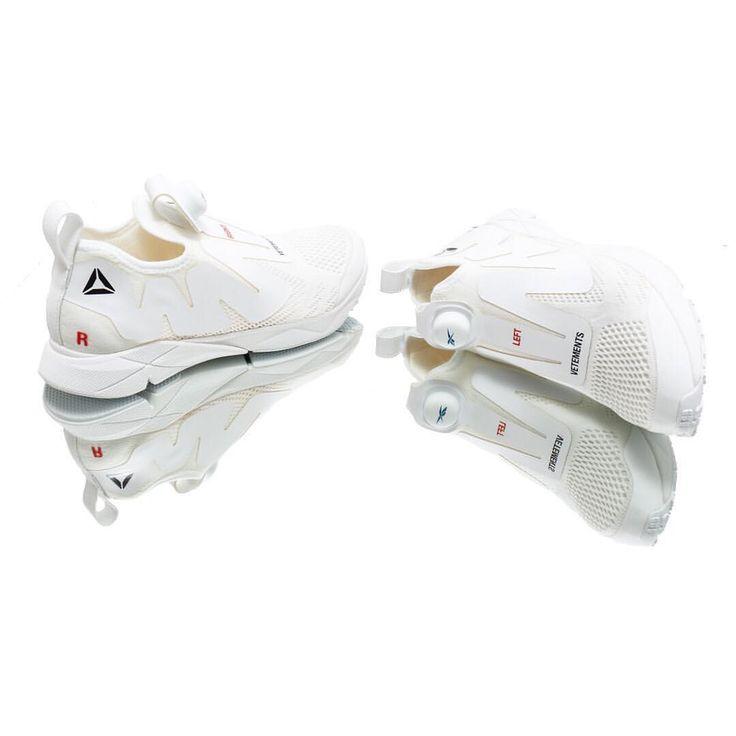 Reebok Pump Supreme Vetements #sneakers #sneakernews #StreetStyle #Kicks #adidas #nike #vans #newbalance #puma #ADIDAS #ASICS #CONVERSE #DIADORA #REEBOK #SAUCONY