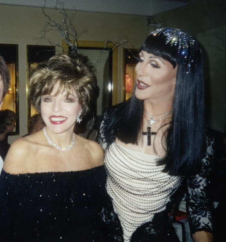Joan and Cher