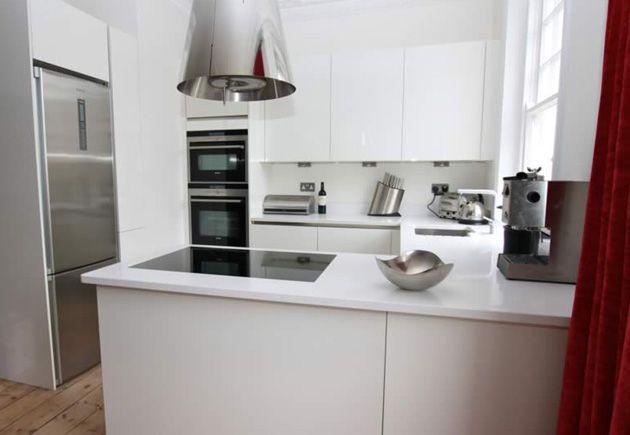 Small Open Kitchen Design Endearing Design Decoration