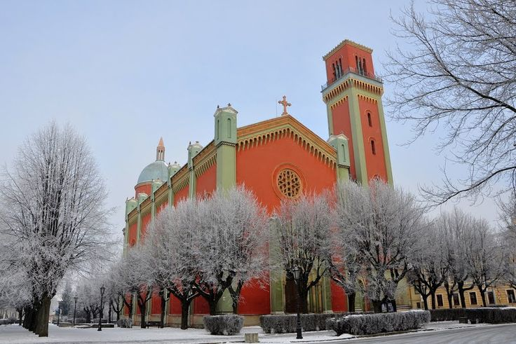 Nový evanjelický kostol Kežmarok / New evangelical church