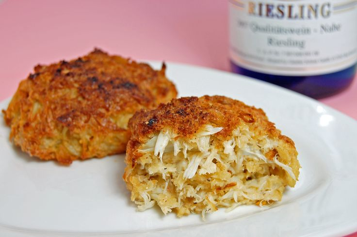 Mama G's Maryland Crab Cakes 2 lbs lump crab meat (You can use 1 lb ...