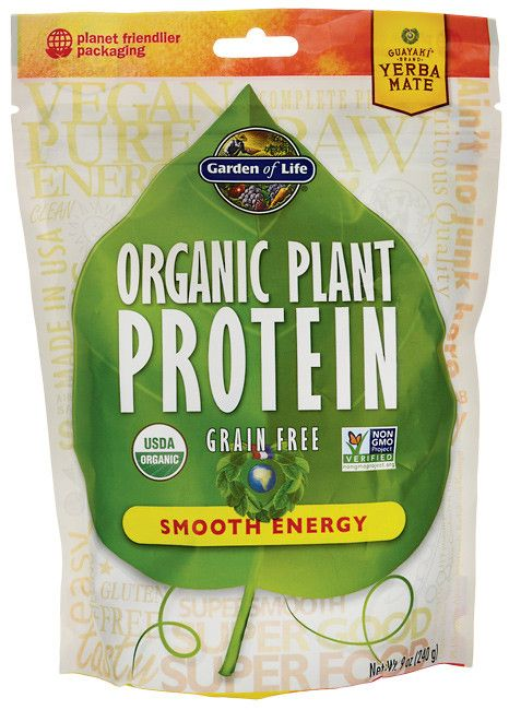 $18.99. Perfect for post-workout smoothies! #YUM. Organic Plant Protein. Keepin' it green. Keepin' it conscious.