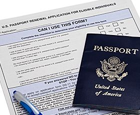 passport renewal expired passport