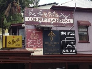 Three Monkeys Coffee and Teahouse - One of my favourite places in Brisbane