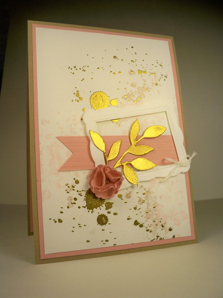 We love the gold embossing on this amazing card created by Kylie Clemmence from AU. Thanks for stamping with us on your birthday, Kylie - Happy Birthday!: Embossing Cards, Birthday, Amazing Cards, Carte, Glamorous Valentines, Cards Inspiration, Cards Cards, Scrapbookin Cards Tags Wraps, Banners