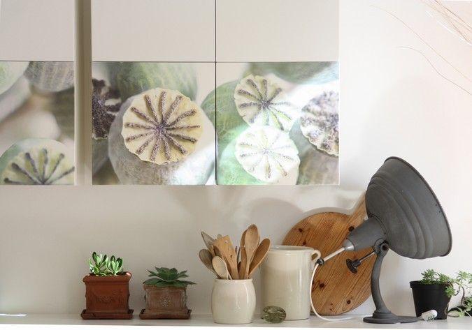 Oggetto piccoli mobili decorati, realizzato da Marcello Gennari.
