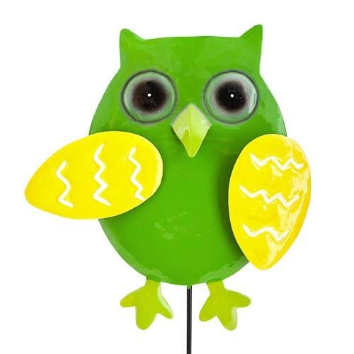 Owl Garden Ornament | Poundland
