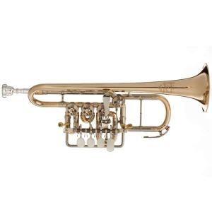 High-G Piccolo Trumpet Custom J. Scherzer 8113-L