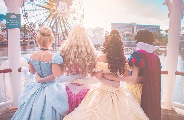 Disney princesses♡