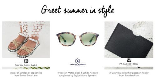 Win with Seven Boot Lane Taylor Morris Eyewear and Paradise... IFTTT reddit giveaways freebies contests