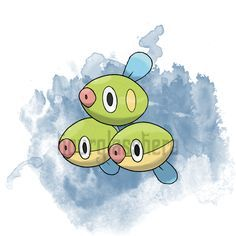 Name: Guractus (Gurafaito ( =Graphite) + Cactus) Species: Pencil Cactus Pokemon Type: Grass/Ground Ability: Skill Link / Water Absorb Height: 0.37m Weight: 19.5Kg...