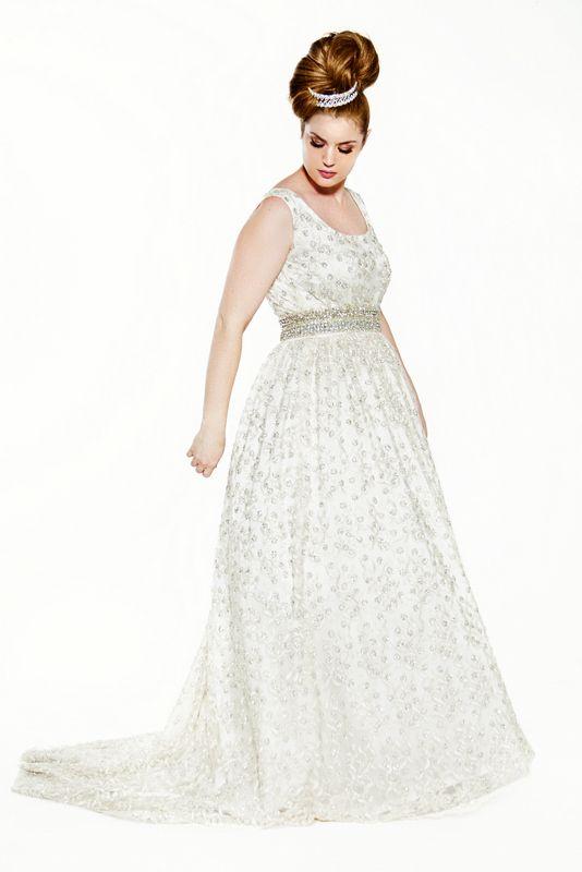 For The Nontraditional Plus Size Bride Jibri Launches Bridal