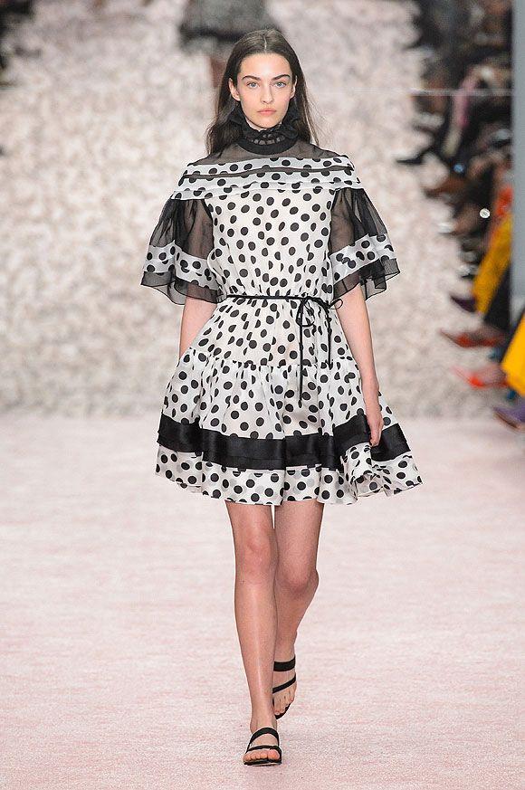 2a02828f68 New York Fashion Week: el desfile de Primavera/verano 2019 de ...