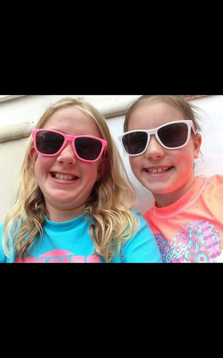 A hot summers day with my bff Brooke