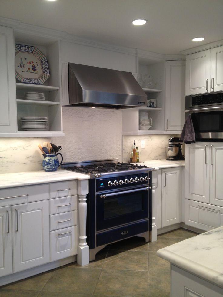 Kitchen Remodel White Marble Countertops Stone