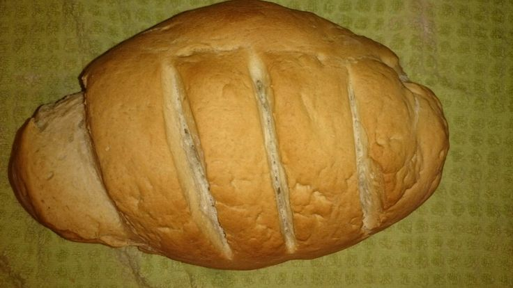 My bread.