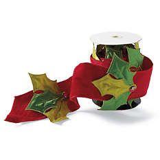 Christmas Gift Wrap - Christmas Stationery - Christmas Gifts - Grandin Road