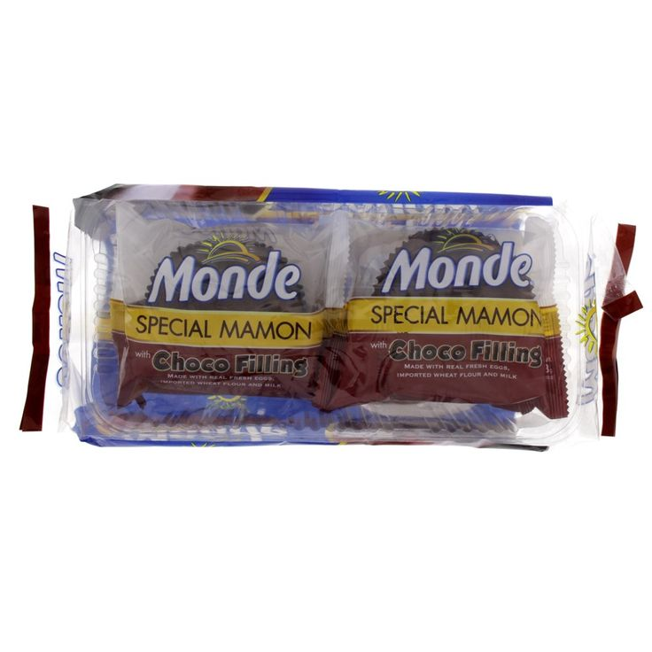 Buy monde special mamon choco filling 48 gm x 4 online in