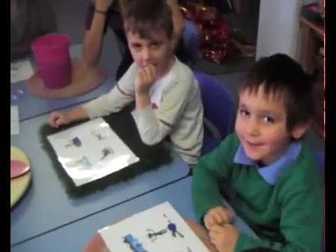 ▶ Phonemic Awareness in Pre School using SSP Visual Prompts (Green ) - YouTube