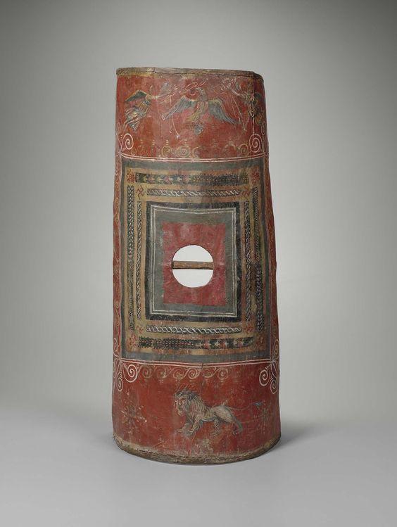 Roman shield, Dura Europos shield.