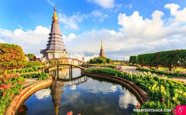 Chiang Mai đóa hồng phương Bắc của Thái Lan