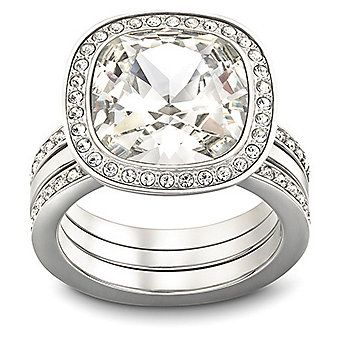 Swarovski Simplicity Ring from Borsheims