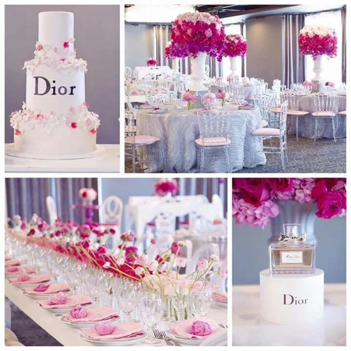 Posh in Dior theme
