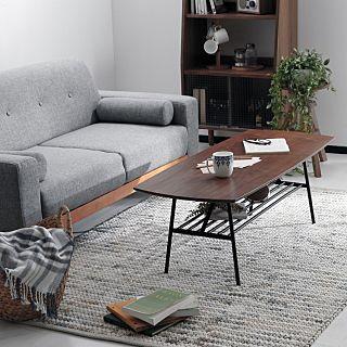 ラグ×ローテーブルのインテリア実例 | RoomClip (ルームクリップ) Lounge/ナチュラル/ソファ/テーブル/ラグ/ローテーブル/シンプル/ナチュラル