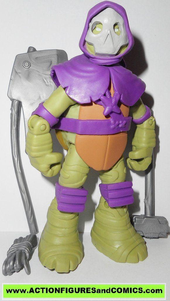 teenage mutant ninja turtles DONATELLO mystic Nickelodeon playmates toys tmnt