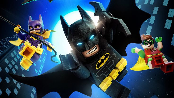 The lego batman cartoon movie wallpaper