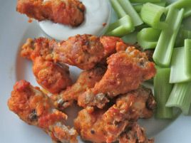 Baked Chicken Wings #greatfood #greatrecipes #awesome