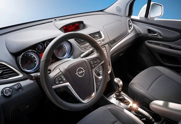 Opel Mokka - Interior