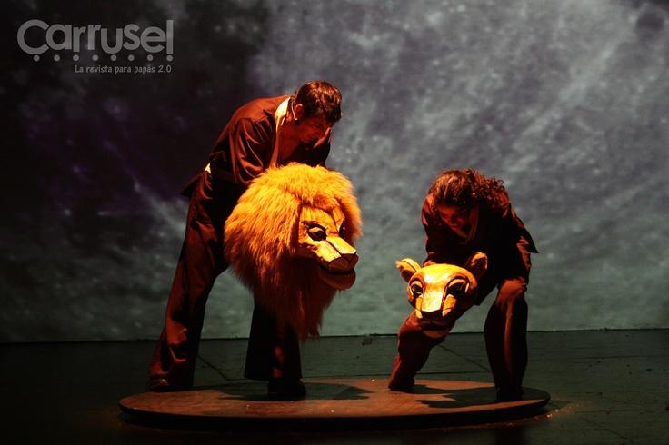El Gran Rey León 4D