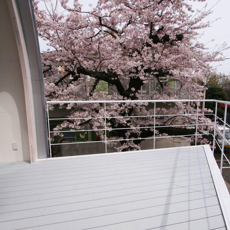 UPM ProFi Deck, Snow Blue, Tokyo, Japan
